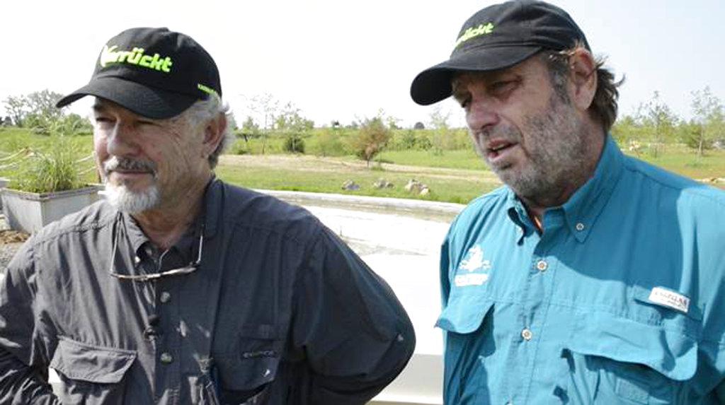 John Schooley and Jeffrey Henry
