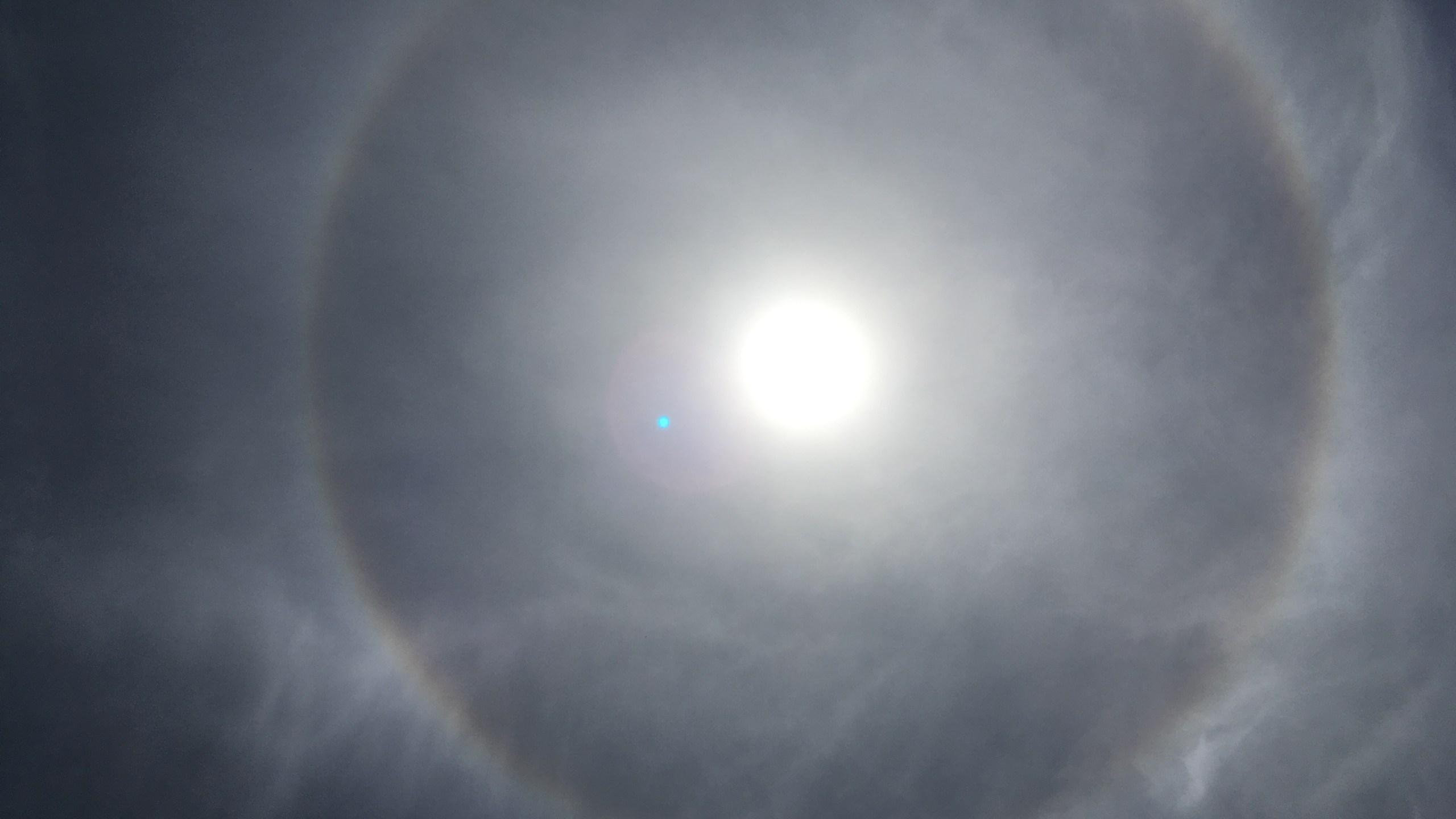 Shot of the day - sun halo_1525868258247.jpg.jpg