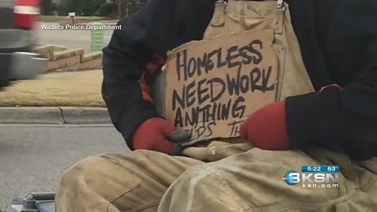 Homeless, panhandling_386598