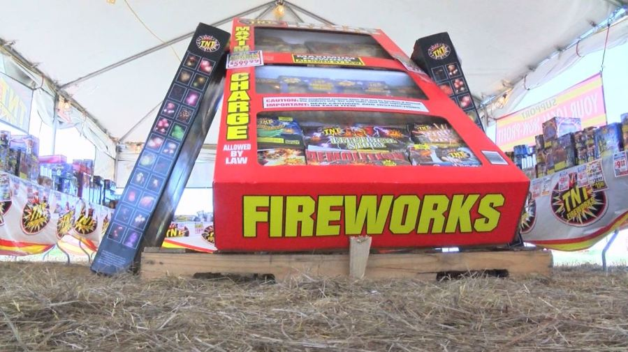Recalls issued for over 40 fireworks ahead of 4th of July