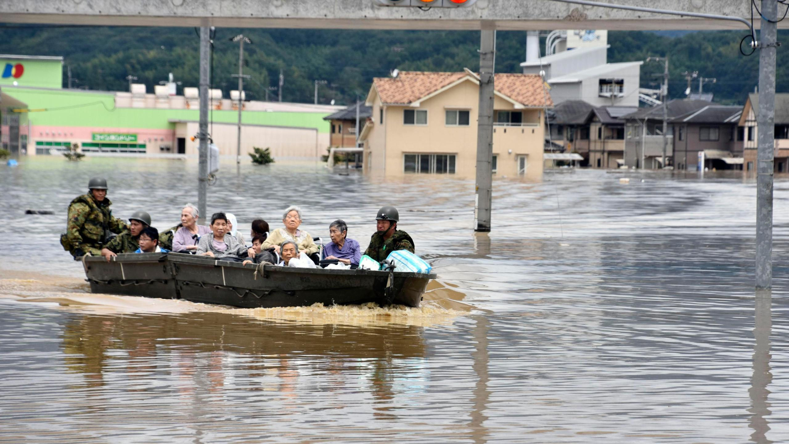APTOPIX Japan Heavy Rain_1531071818766