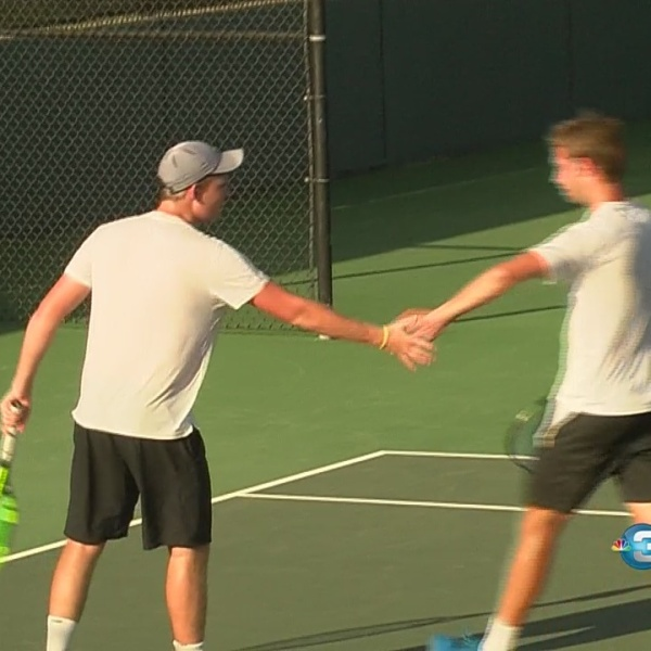 Locals take the court at Wichita Tennis Open