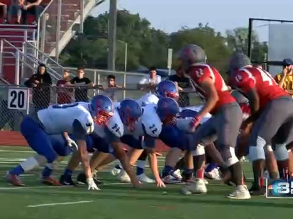 North fights back to win against South week one