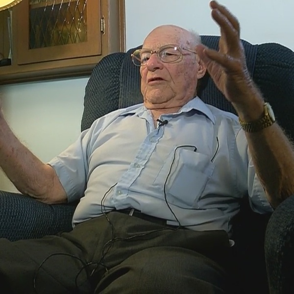 Veteran Salute: WWII veteran also served in the Korean War