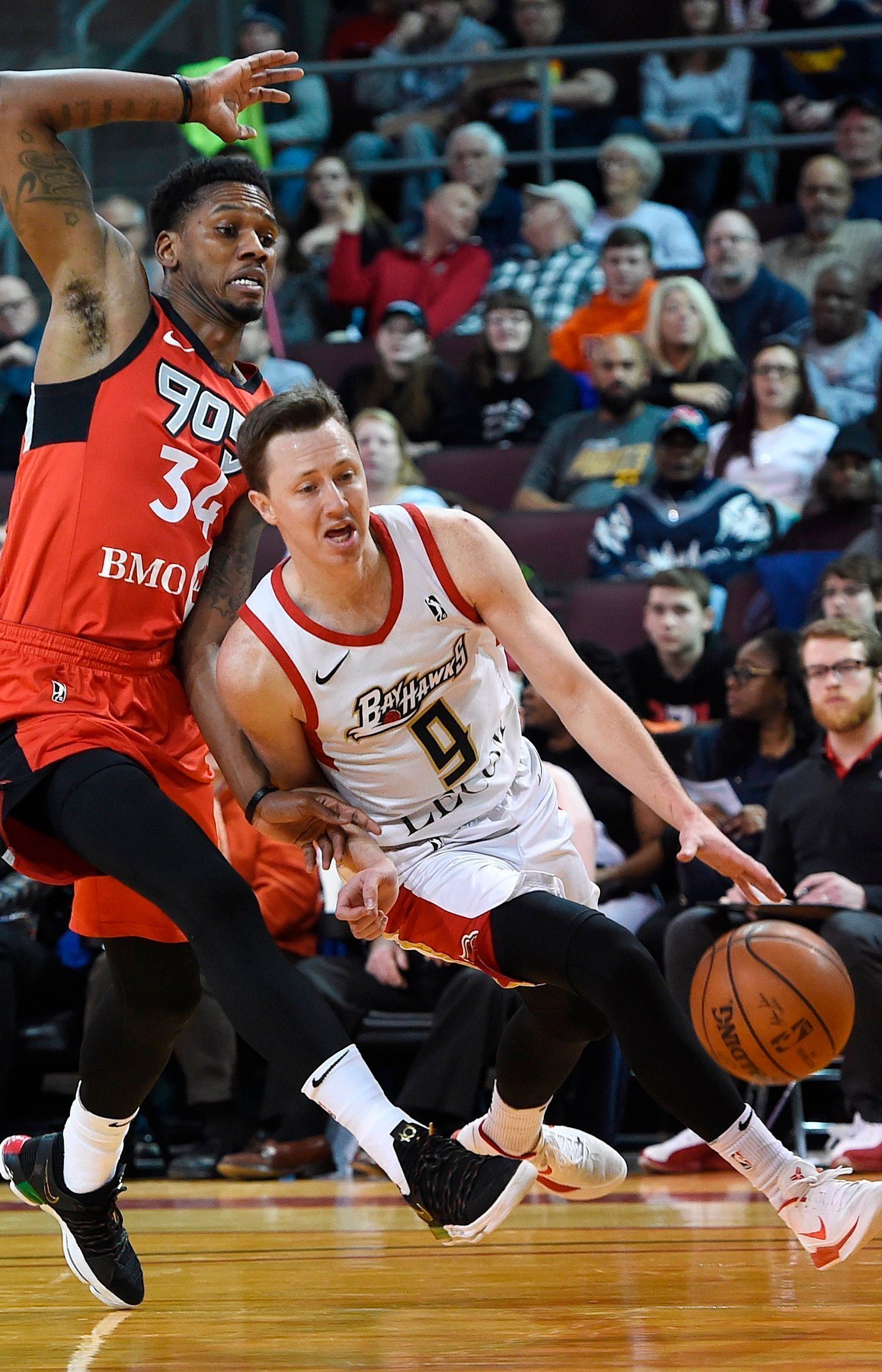 G League Select Contracts Basketball_1539902920333
