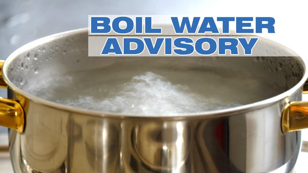 Boil Water Advisory Rescinded For Rose Hill