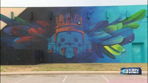 New Mural Unveiled at Evergreen Recreation Center