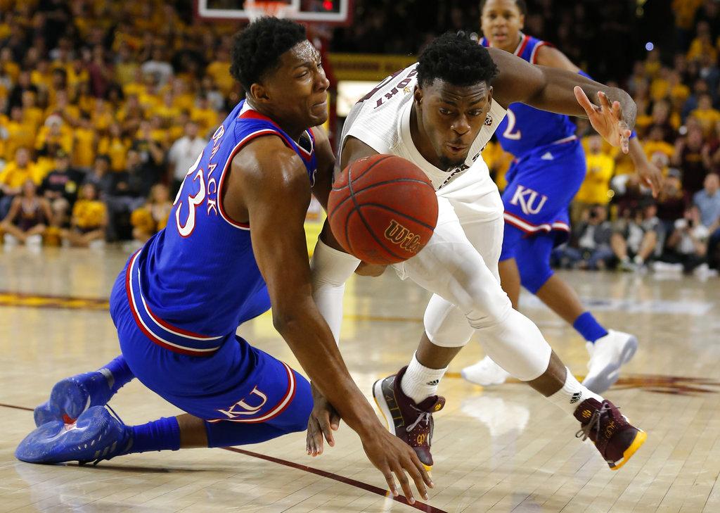 APTOPIX Kansas Arizona St Basketball_1545585294684