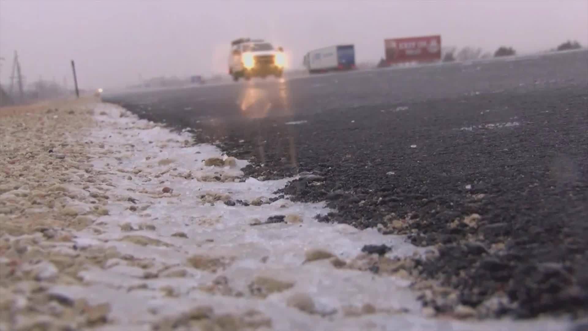 Winter Weather Travel