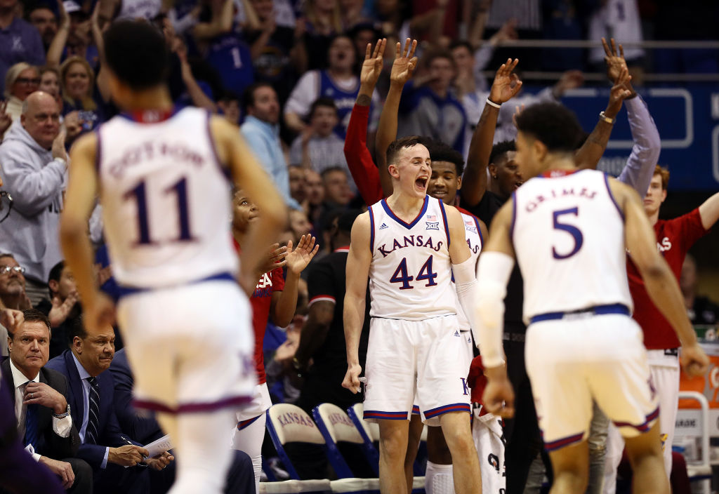 Mitch Lightfoot KU
