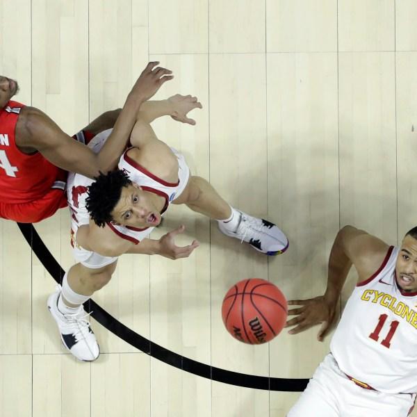 NCAA Ohio St Iowa St Basketball_1553317285621