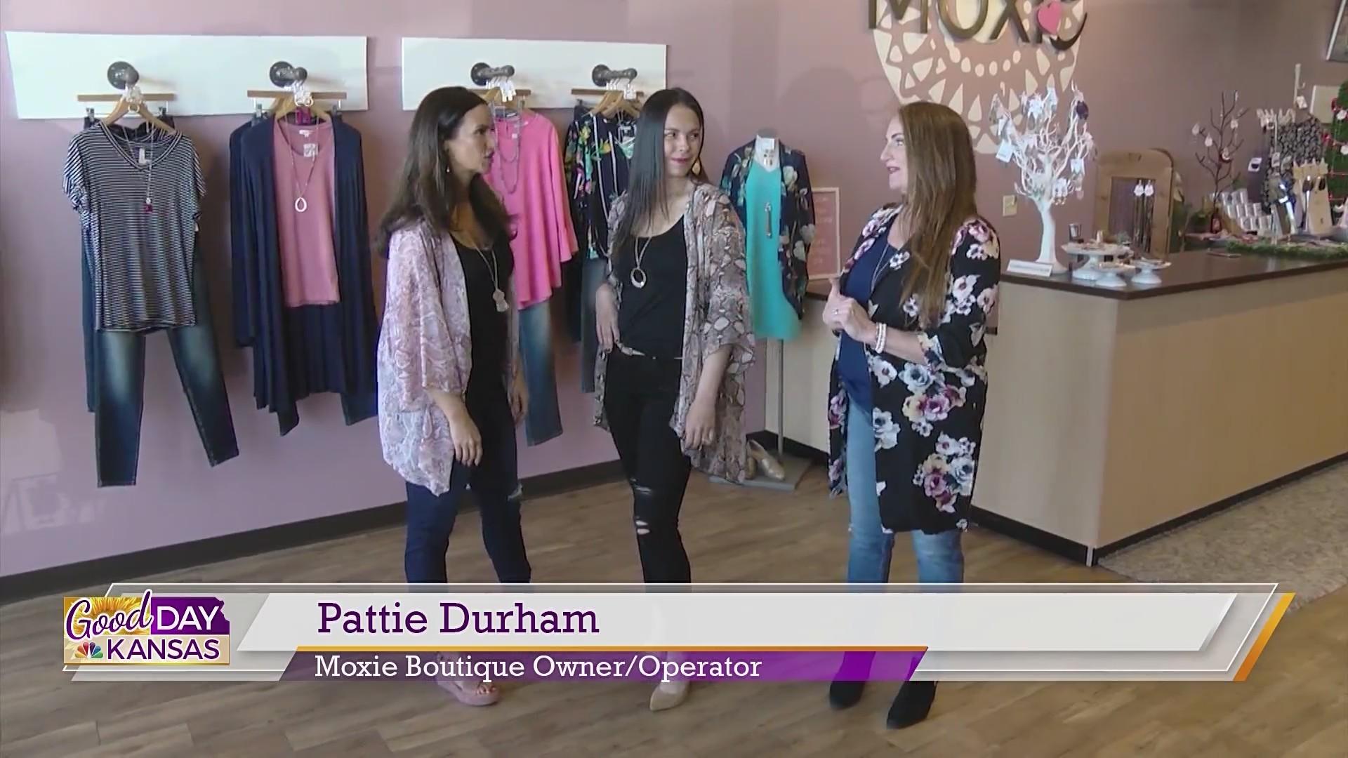 Fashion Forward Friday With Moxie Boutique: Spring Kimonos!