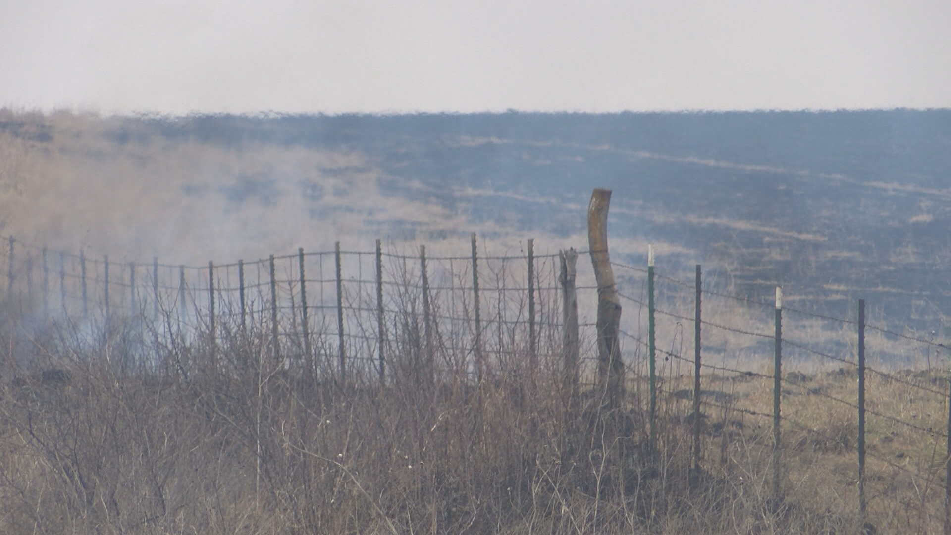 Flint Hills Burning
