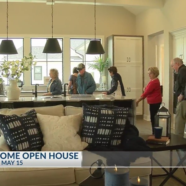 Hundreds tour St. Jude Dream Home during open house