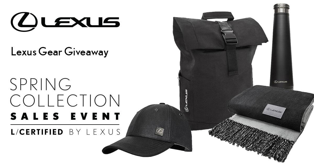 Official Rules: Lexus Gear June Giveaway   KSN com   Wichita