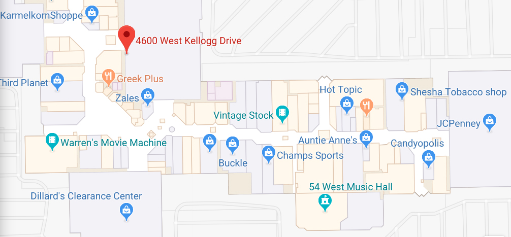Mall for sale: Towne West Square on the block