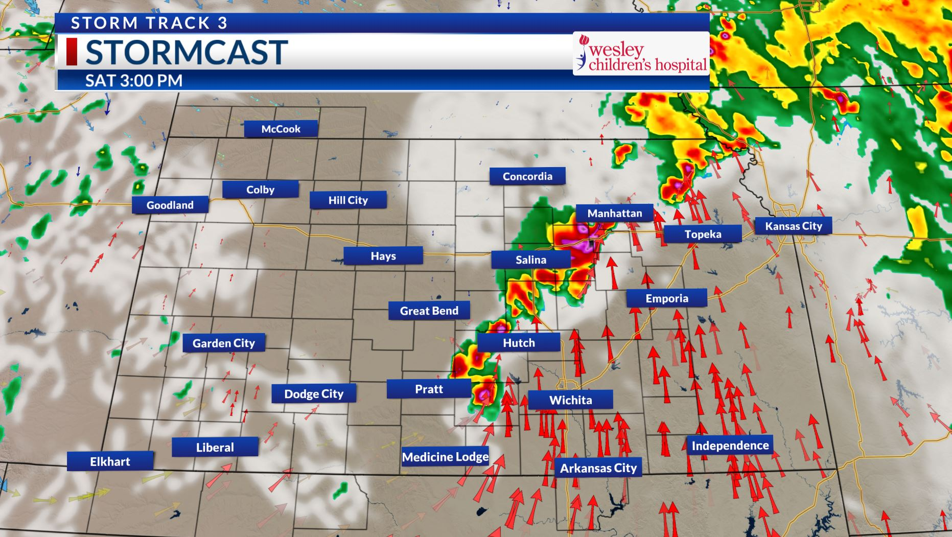 Storm Track 3 Weather Update: Severe weather possible yet again