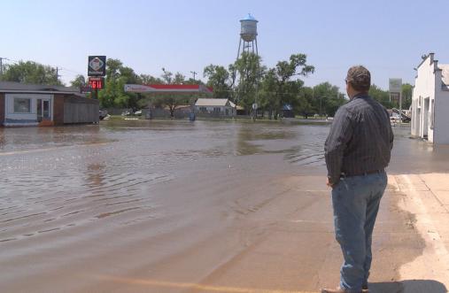 Nickerson flooding