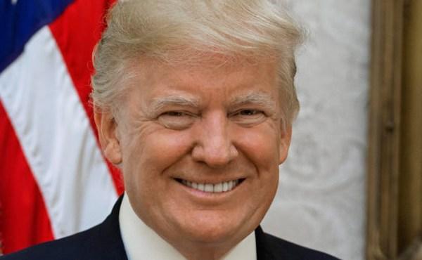 President Donald Trump Official_502196