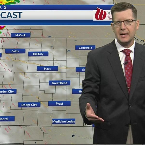 Rodney's Sunday forecast