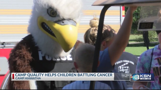 WPD holds Camp Quality to help children battling cancer focus on being kids