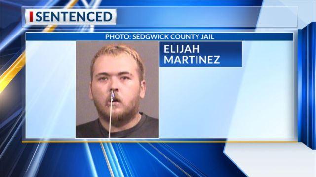 Wichita man sentenced for shooting at police, burglary