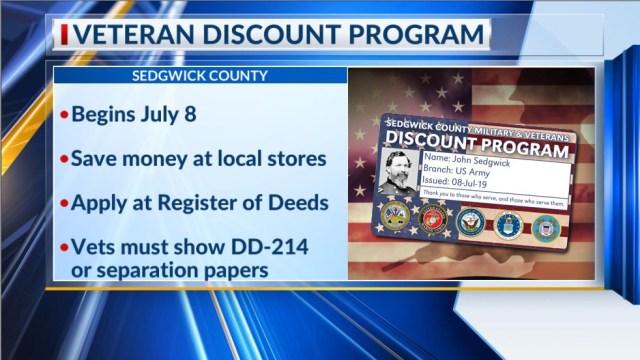 Veteran Discount Card program launches today