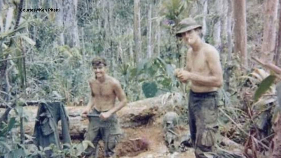 Veteran Salute: Vietnam vet says only option is to keep moving forward