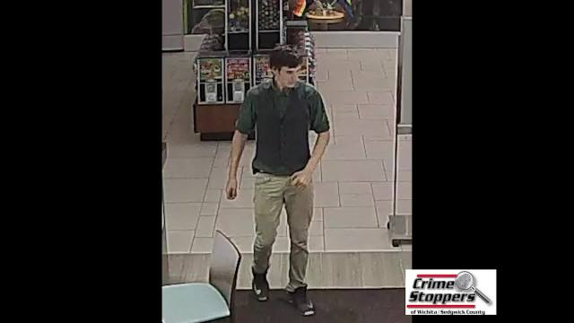 Theft from Wichita jewelry store caught on camera