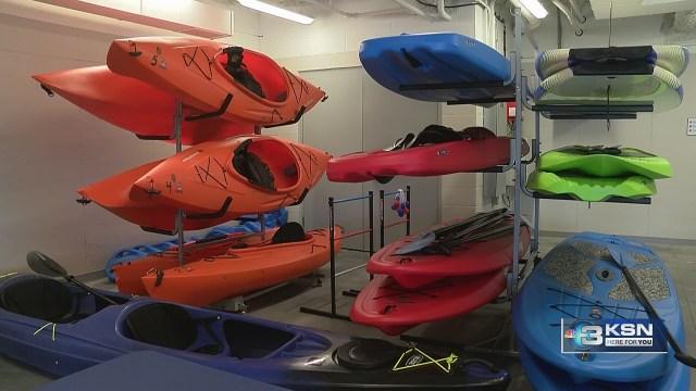 Boats and Bikes launches at River Vista Apartments