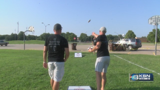Cornhole for a cause; tournament to benefit man fighting cancer