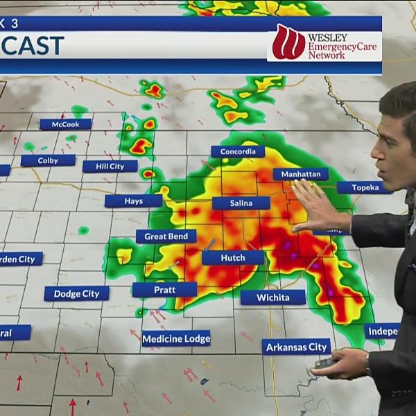 KSN Storm Track 3 Weather | KSN com