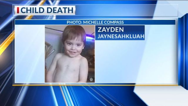 Court document details the last hours of Wichita toddler's life