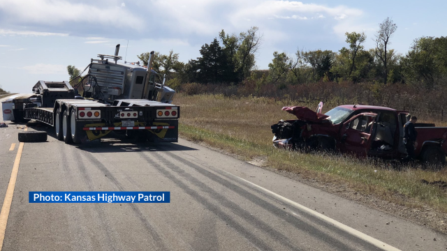 Troopers investigate fatal crash in Geary County