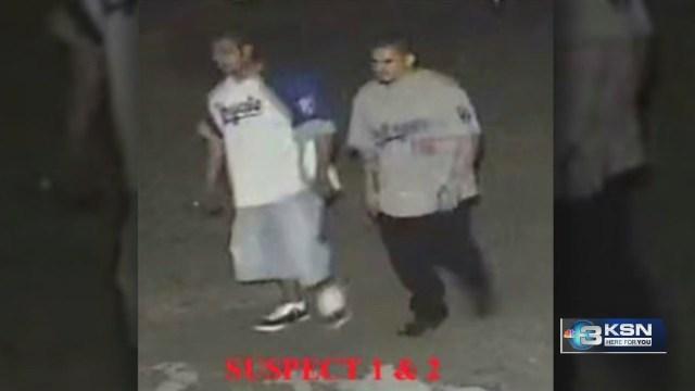 2 charged in Kansas bar shooting roamed free, despite past