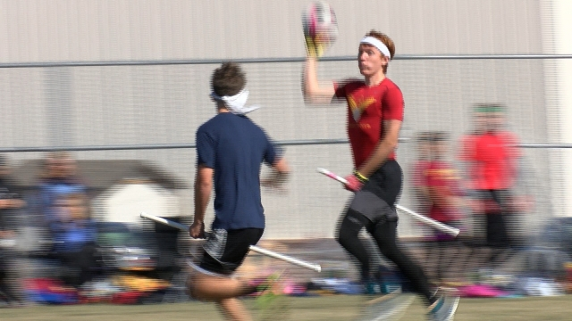 Wichita State makes magic as host of Shocker Quidditch Cup
