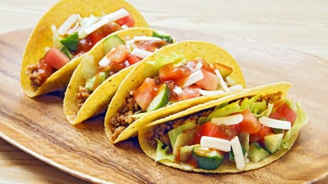 Happy National Taco Day