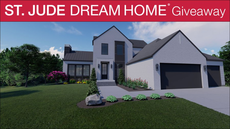 2020 Wichita St Jude Dream Home