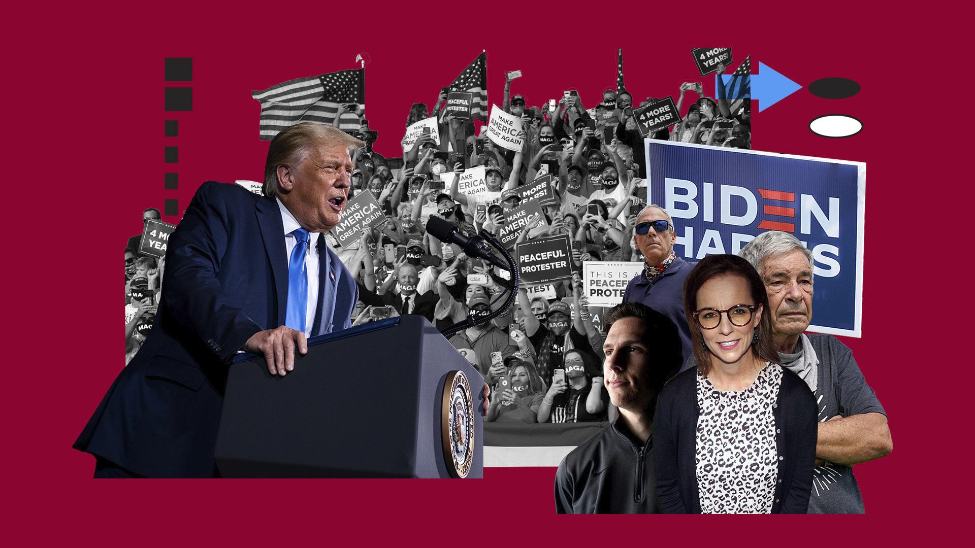 Election 2020-America Disrupted-Trump Defectors