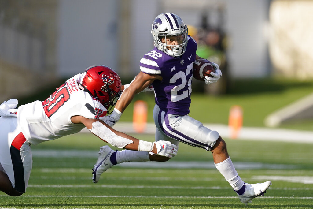 No. 20 K-State looks for 12th straight win over Kansas