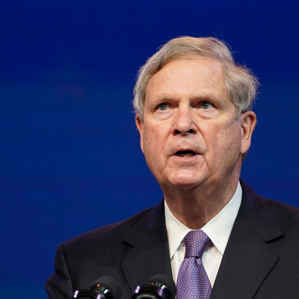 Tom Vilsack, Joe Biden