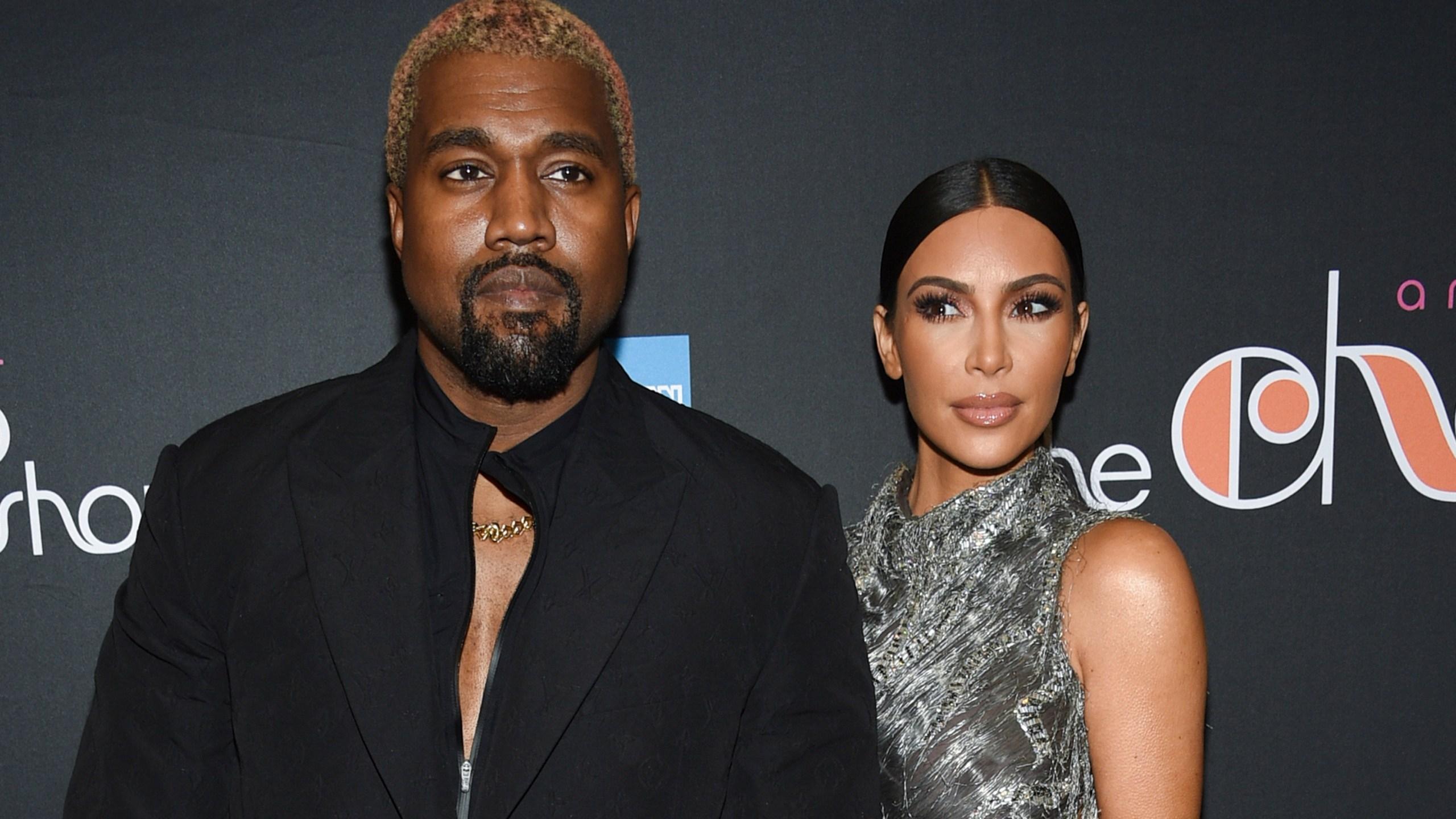 Kanye West, Kim Kardashian West