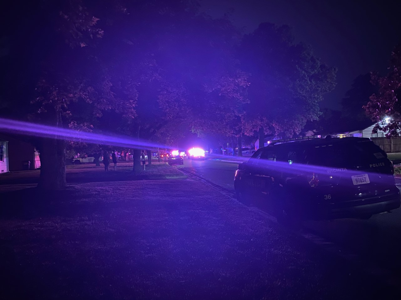 Police incident South Wichita